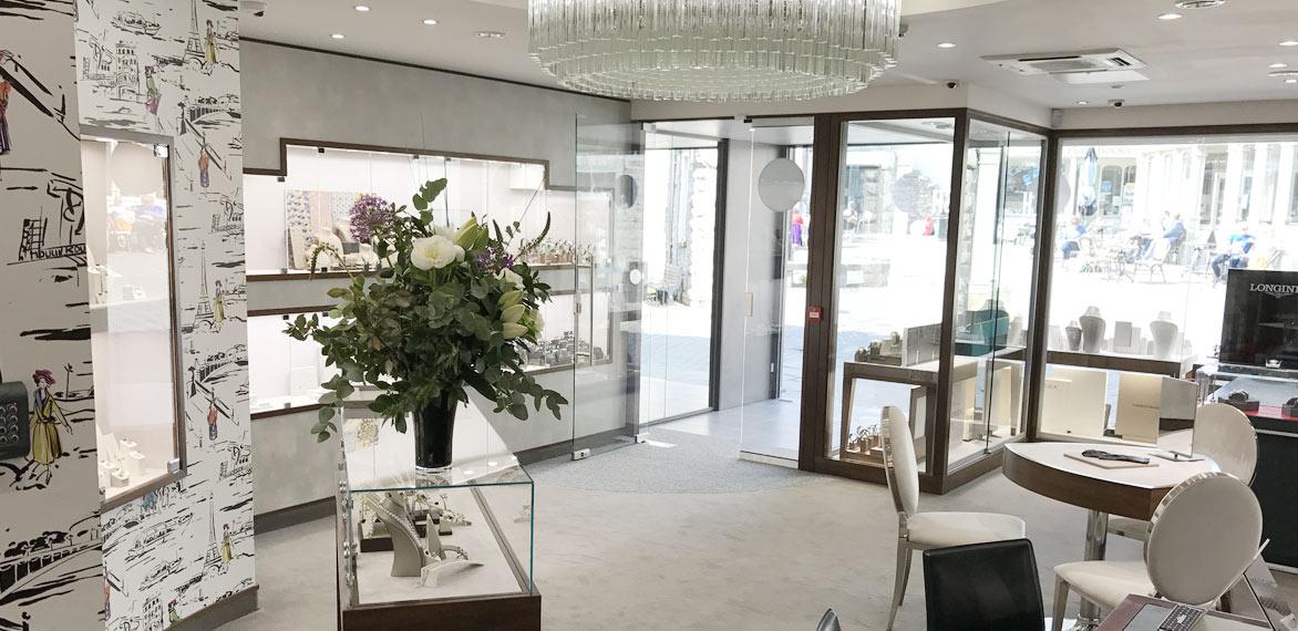 Banks Lyon Retail Fitout