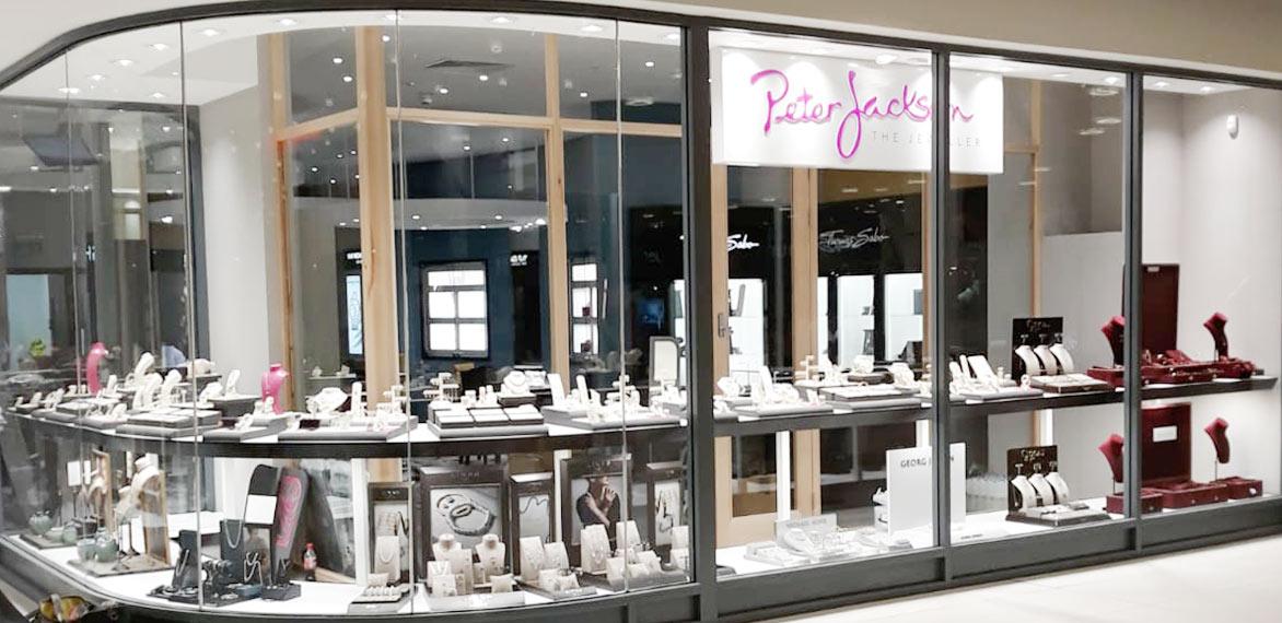 Shopfitting Peter Jackson Blackburn